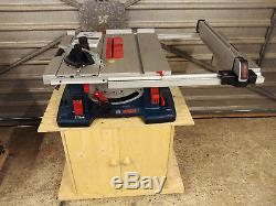 1. Bosch Table Saw GTS 10 XC 254mm Table Saw