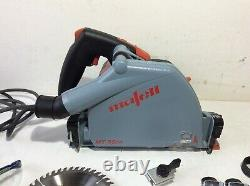 2019 Mafell MT 55cc 240v Plunge Saw Kit + 3 Guides and Accessories /Case