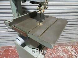 3 Phase Vertical Bandsaw On Stand EX College VGC Includes VAT & Delivery