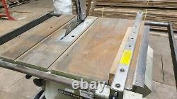 415v Table Saw DELIVERY AVAILABLE Startrite bench panel