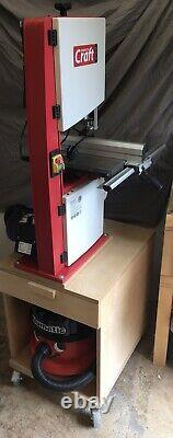 Axeminster Craft AC1950B Bandsaw. + Extras. Excellent Condition