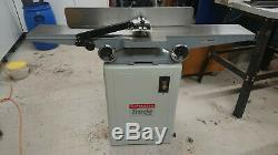 Axminster 150mm Surface Planer CT1502 Excellent condition