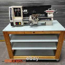 Axminster BV20M Geared Head Metal Lathe, 240V, single phase