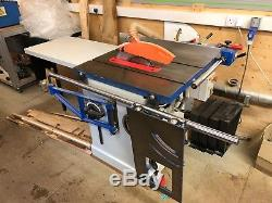 Axminster Industrial Series TSCE-12R 305mm Saw Bench 240V