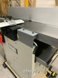 Axminster Trade 101156 AT260SPT Spiral Planer Thicknesser with Mobile Base