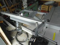 Axminster Trade AT254PS13 Panel Saw 230V (Used)