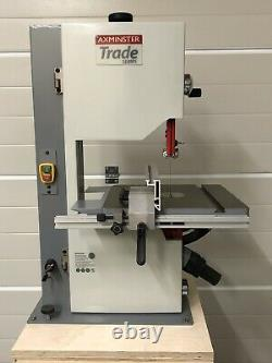 Axminster Trade BS11 (AT1854B) Bandsaw 230v Excellent Condition