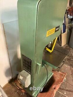 Bandsaw Startrite Bandit SINGLE PHASE WITH A FENCE AND MITRE BLOCK