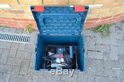 Bosch GKT55GCE 165mm Plunge Saw 1400W in L-Boxx3,240V (made in Germany)