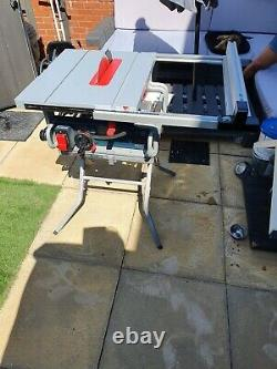 Bosch Gts 10 J Professional 230 V Sliding Mitre Saw Extremely Compact & Powerful