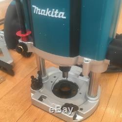 Boxed Makita RP1801X 1/2in Plunge Router 240V Used Once, Priced for Quick Sale