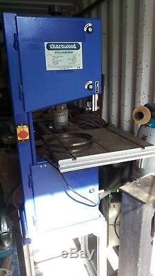 CHARNWOOD W720 BANDSAW with stand