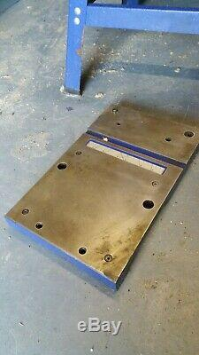 Charnwood W618 table saw cast iron bed 8 Very little use