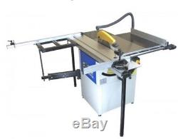 Charnwood W660 10 Panel Saw with Sliding Beam Professional Table Saw guarantee