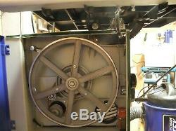Charnwood W730 14'' Woodworking Bandsaw & Dust Extractor