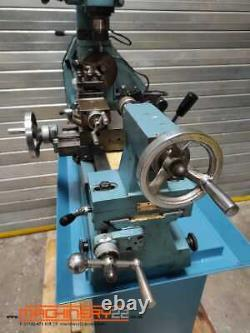 Clarke CL500M Metal Lathe and Mill Drill, New Accessories & Stand