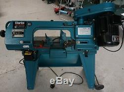 Clarke Metalworker 6 Inch Band Saw