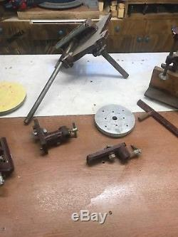 Coronet Major wood turning Lathe. Old And In Good Condition