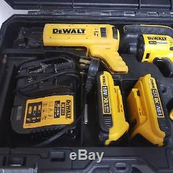 DeWalt DCF620D2 18V Collated Autofeed Drywall Screwdriver Brushless 2 x 2.0Ah
