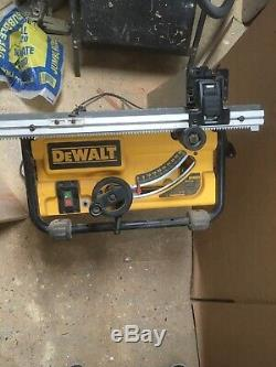 Dewalt DW745 240v Table Bench Saw