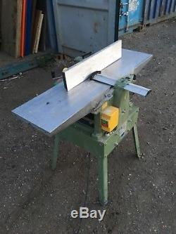 Electra beckum Planer/Thicknesser and extractor