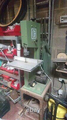 Elektra beckum Bandsaw With Stand. Single Phase