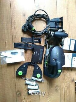 FESTOOL DOMINO XL DF700 EQ-Plus Jointing Machine in T-Loc 5 Systainer