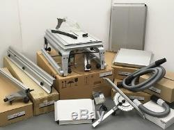 Festool CMS table saw system and accessories for TS 55R plunge saw 240v