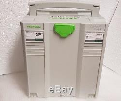 Festool DOMINO XL DF 700 EQ-Plus 240v Jointer Excellent Condition, Fast Delivery