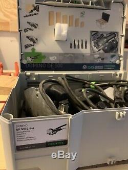 Festool Domino And Systainer Combo
