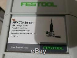 Festool Mfk 700 Eq Modular Edge Router With Systainer