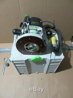 Festool OF2200 EB-Set 1/2in Router in Systainer 4 110V
