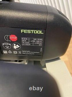 Festool PACKAGE DEAL HK85 EB Saw VN HK85 Groove Cutter And FSK 670 Guide Rail