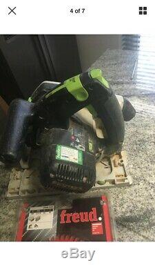 Festool plunge saw 240v With Extras Including Systainer Box