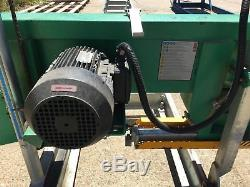 Forestor Pilous Sawmill Ctr 520 Never Been Used