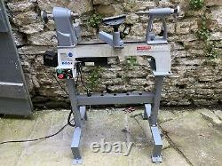 Full Woodturning Set Axminster AT1416 Lathe Sharpening System Accessories