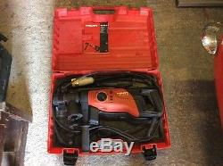HILTI DD 110 core drill 110V very good condition