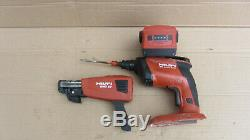 HILTI SD5000-A22 with SMD57 Dry wall screwdriver