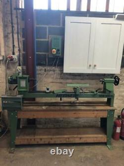 Hegner HDB 200XL Woodworking Lathe Variable Speed 240v