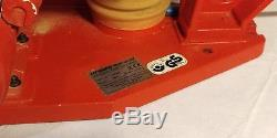 Hegner Multicut 2S Scroll Saw 240v variable speed and foot pedal