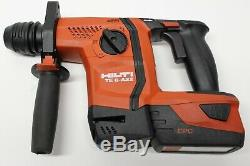 Hilti TE 6-A22 22V Cordless Rotary Hammer Drill with Battery (no charger)