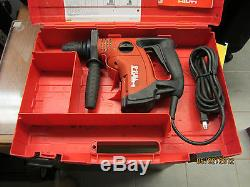 Hilti TE 6-S Hammer Drill, USED FEW TIMES, L@@K NICE CONDITION, FAST SHIPPING