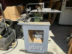 Inca 259 Joinery Table Saw & Mortiser