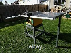 Kity 419 table saw