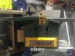 Kity Planer Thicknesser 439 used in excellent condition