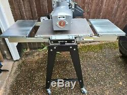 Laguna 16-32 Supermax Drum Sander Sander with Stand & Extension Tables