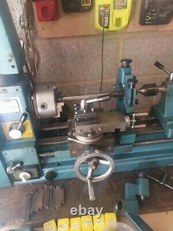 Lathe And Mill Combo Plus Extras