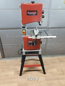 Lumberjack 10 Professional Bandsaw Cast Table Solid Fence Stand bs254