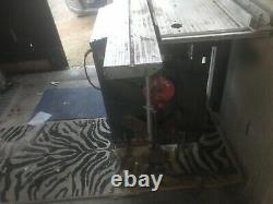 Lutz table saw collection Lincolnshire
