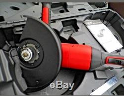 MILWAUKEE FUEL M18FLAG230XPDP CORDLESS 18V ANGLE GRINDER 228mm/ 9'' + CARRY CASE